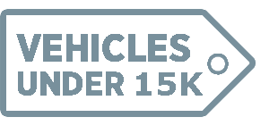 Vehicles under $15,000