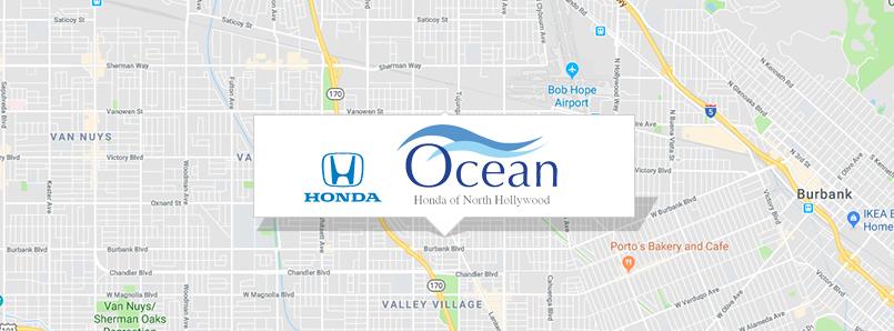 Honda North Hollywood >> Ocean Honda Of North Hollywood Serving Los Angeles Ca New Honda