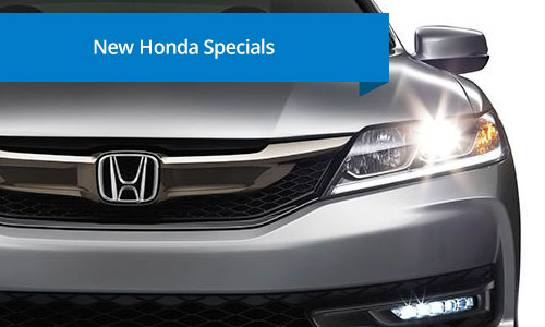 Honda Money Saving Specials